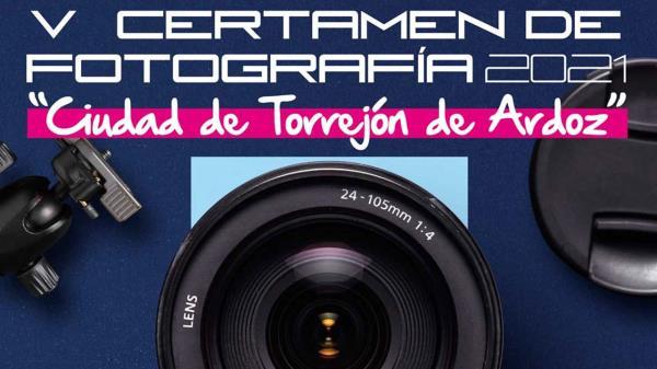 ¡Apúntate al V Certamen de Fotografía Ciudad de Torrejón!