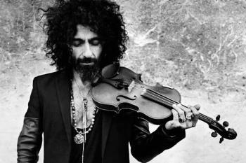 El reconocido violinista