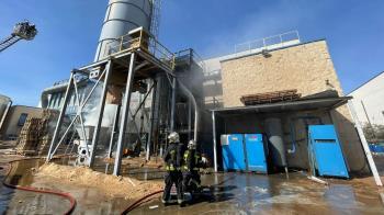 Los Bomberos de la Comunidad logran extinguir el incendio