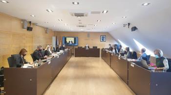 La localidad ha aprobado una propuesta de estructura de costes y de revisión del contrato de concesión