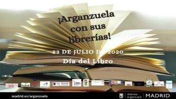 No te pierdas la programación especial de las librerías de Arganzuela