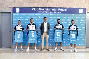 Tras la marcha de emblemas como Ricardinho y Ortiz, el club inicia una nueva andadura