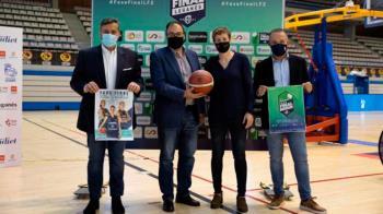 El pabellón Europa acogerá la competición del jueves 8 de abril hasta el domingo 11, donde solo dos de los doce equipos ascenderán