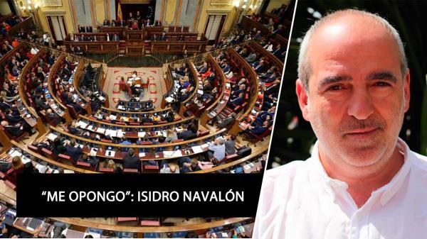 Opinión    El portavoz del PSOE en Humanes de Madrid, Isidro Navalón, hace un llamamiento al consenso