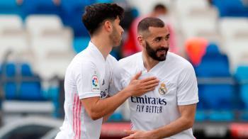 El Real Madrid hizo los deberes en Valdebebas y ahora ponen el foco en el  Liverpool