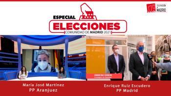 Especial Elecciones: Así encaran nuestros políticos el 4-M
