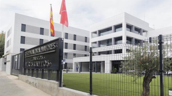 La residencia 'Hidalgos Tres Cantos' ha contado con una inversión de unos 15 millones de euros