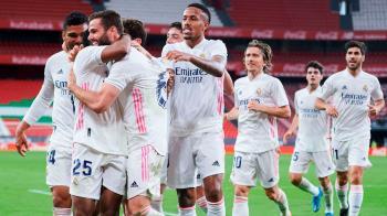 Los blancos buscarán hacerse con los tres puntos y esperarán a que los colchoneros empaten o pierdan en Valladolid