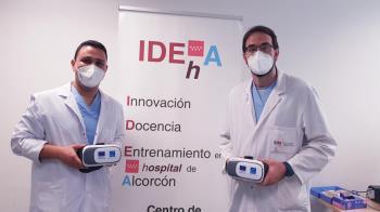 El Hospital Fundación de Alcorcón forma a los profesionales en el manejo de estos pacientes
