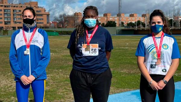 Atletismo Alcorcón: nuevos récords para empezar el año