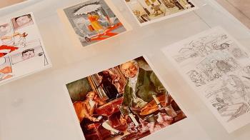 En el Centro de Arte de Alcobendas hasta el próximo 20 de febrero