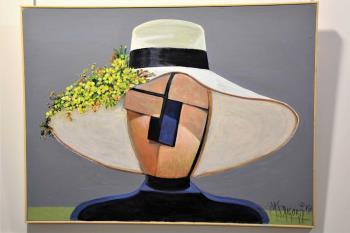 La exposición, de Manuel Sánchez Algora, permanecerá abierta hasta el próximo 31 de julio