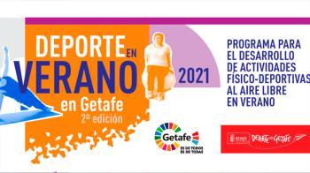 Getafe ha promovido un programa en el que se realizan clases al aire libre en la ciudad
