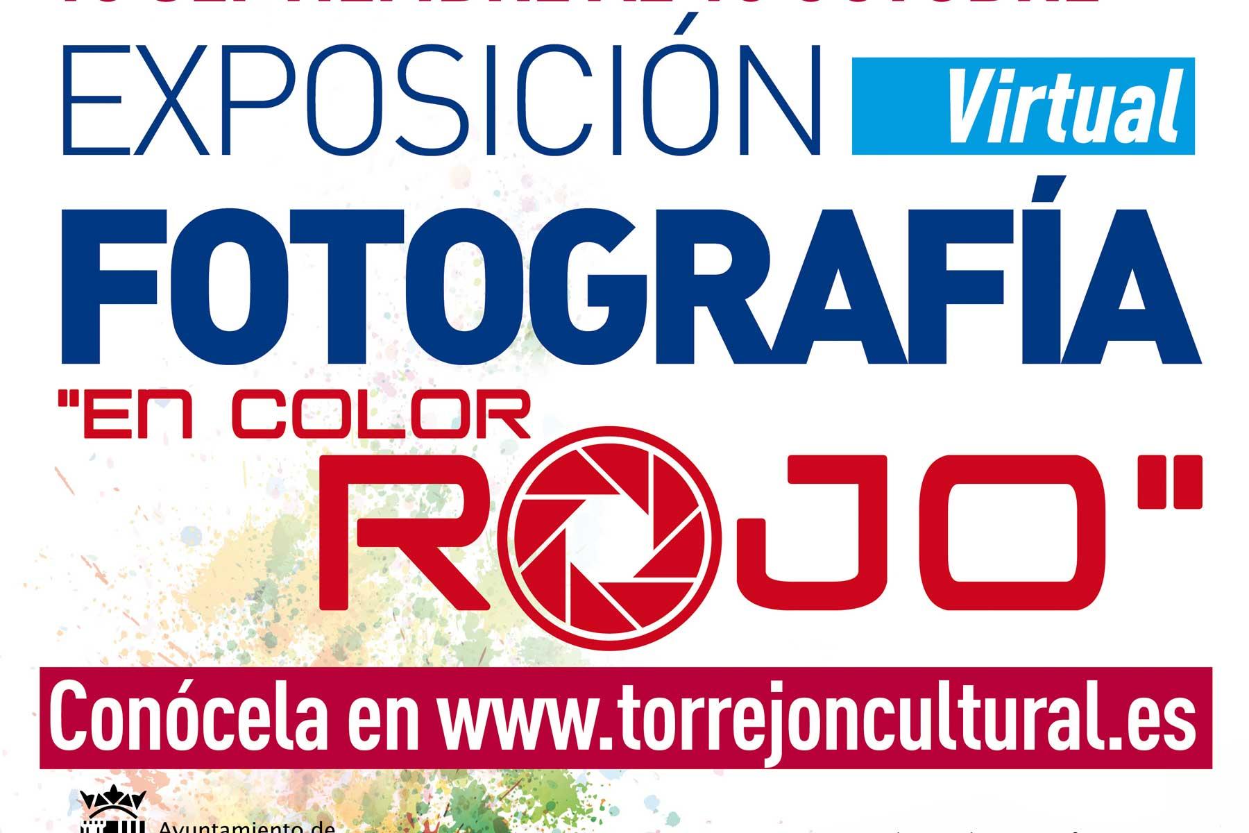 Se podrá visitar en la web Torrejón Cultural hasta el próximo 10 de octubre