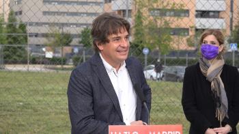Esta tarde la candidata del PP tiene un acto de campaña en Fuenla