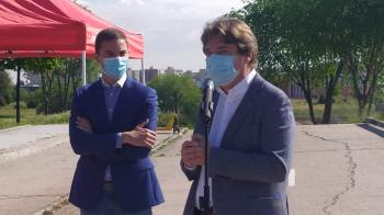 El alcalde de Fuenlabrada, Javier Ayala, ha afirmado que llevan años insistiendo en que se finalice la carretera de esta zona