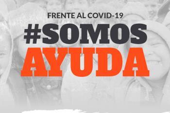 El curso es online y gratuito y con él se quieren recaudar fondos para la campaña #SomosAyuda