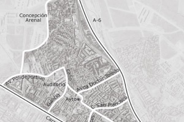 El Ayuntamiento de Las Rozas invierte 4 millones de euros para remodelar el barrio de la Cañadilla