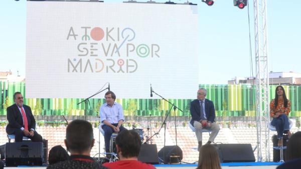 El Ayuntamiento de Madrid despide a los deportistas olímpicos españoles