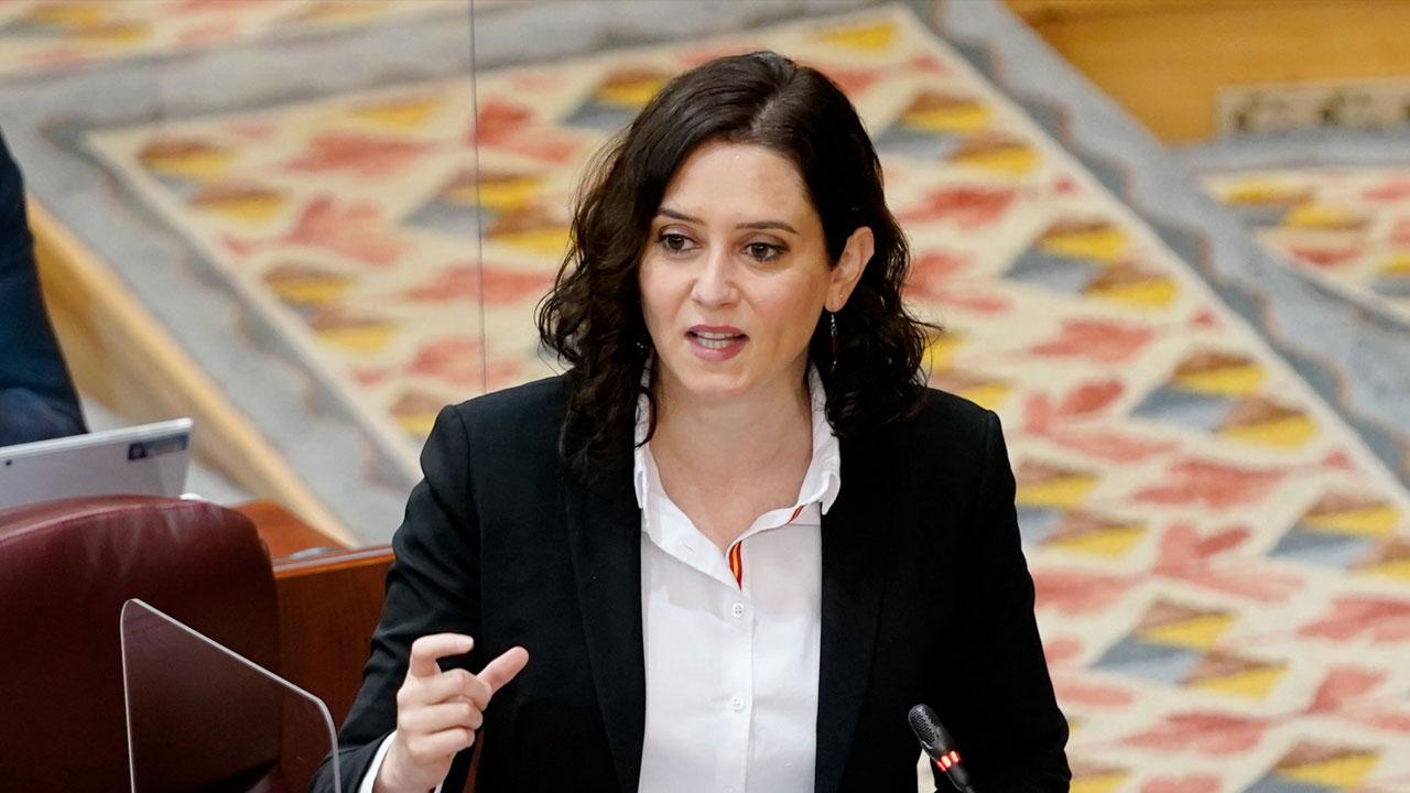 La presidenta regional aporta su valoración sobre el debate abierto de los cierres perimetrales