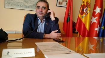 Javier Corpa ofreció instalaciones del municipio para la campaña de vacunación