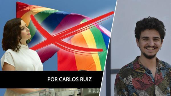 Opinión de Carlos Ruiz sobre las leyes LGTBI de Ayuso