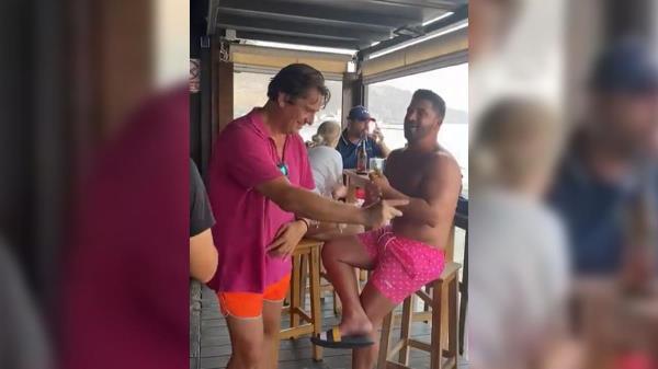 El alcalde ha publicado un vídeo en su TikTok personal bailando flamenco