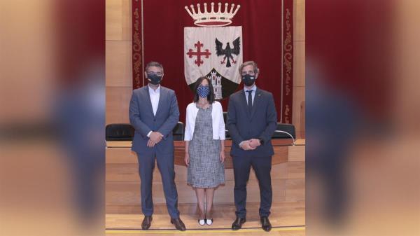La Delegada del Gobierno en Madrid ha visitado nuestro municipio
