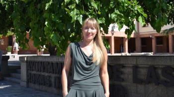 """Patricia García: """"Hemos hecho un trabajo centrado en las necesidades de Las Rozas y de nuestros vecinos"""""""