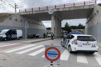 Se han realizado 1.000 intervenciones entre vehículos y ciudadanos, además de un total de 350 denuncias durante la primera semana