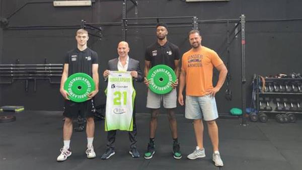 La empresa española de equipamiento deportivo especializado apuesta por el baloncesto