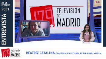 Beatriz Catalina nos habla sobre la guía Creciendo en un mundo virtual