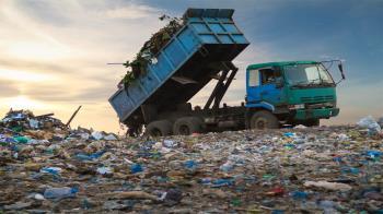 La menor fue hallada en el centro de tratamiento de residuos urbanos de Valdedomingómez