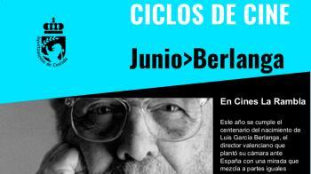 La cita será el 29 de junio en Cines La Rambla