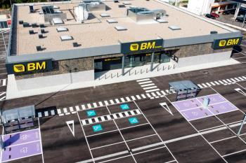 El nuevo supermercado de nuestra localidad cuenta con 1.500 m2 y ha generado 37 empleos
