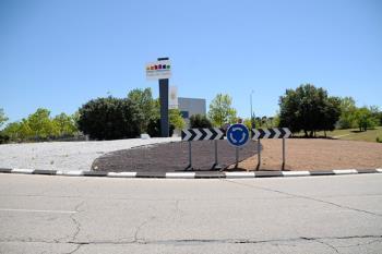 El terreno está ubicado en Prado del Espino