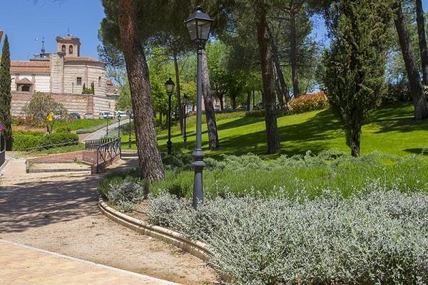 Boadilla licita la limpieza y mantenimiento de parques y zonas verdes con el mayor importe económico hasta la fecha