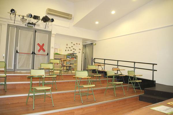 Se trata de una serie de labores en cinco colegios y las escuelas Achalay y Romanillos