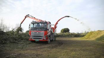 El Ayuntamiento triturará los árboles dañados por la borrasca para emplearlo como abono