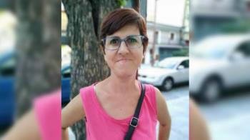 La persona desaparecida es Rosario Sánchez Ormella, conocida como Chary.