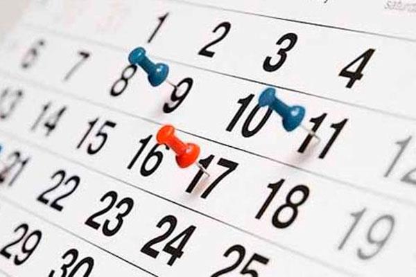 El 2 de mayo se traslada al lunes y, como novedad, el día de San José será festivo en la región