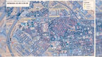 La operación asfalto 2021 sigue en Alcorcón y ya se conocen las calles afectadas para la semana que viene