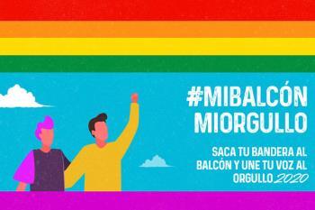 Los municipios madrileños se unen en este Orgullo LGTBI 2020