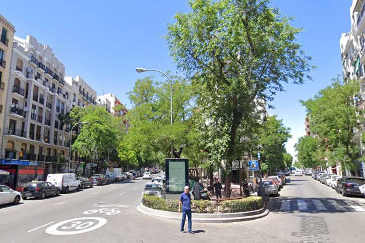 La contaminación acústica es una realidad que sufren los vecinos de la calle Ponzano, la cual lo achacan en su mayoría al ocio nocturno