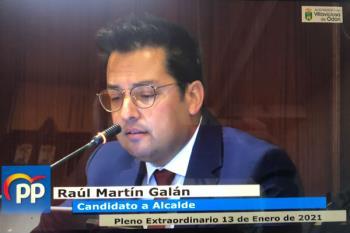 La moción de censura del Partido Popular y Vox 'tumba' el mandato de José Luis Pérez Viu (Ciudadanos)