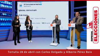 """Camino al 4-M: """"Votar a Ciudadanos es como ir al casino de Torrelodones"""""""
