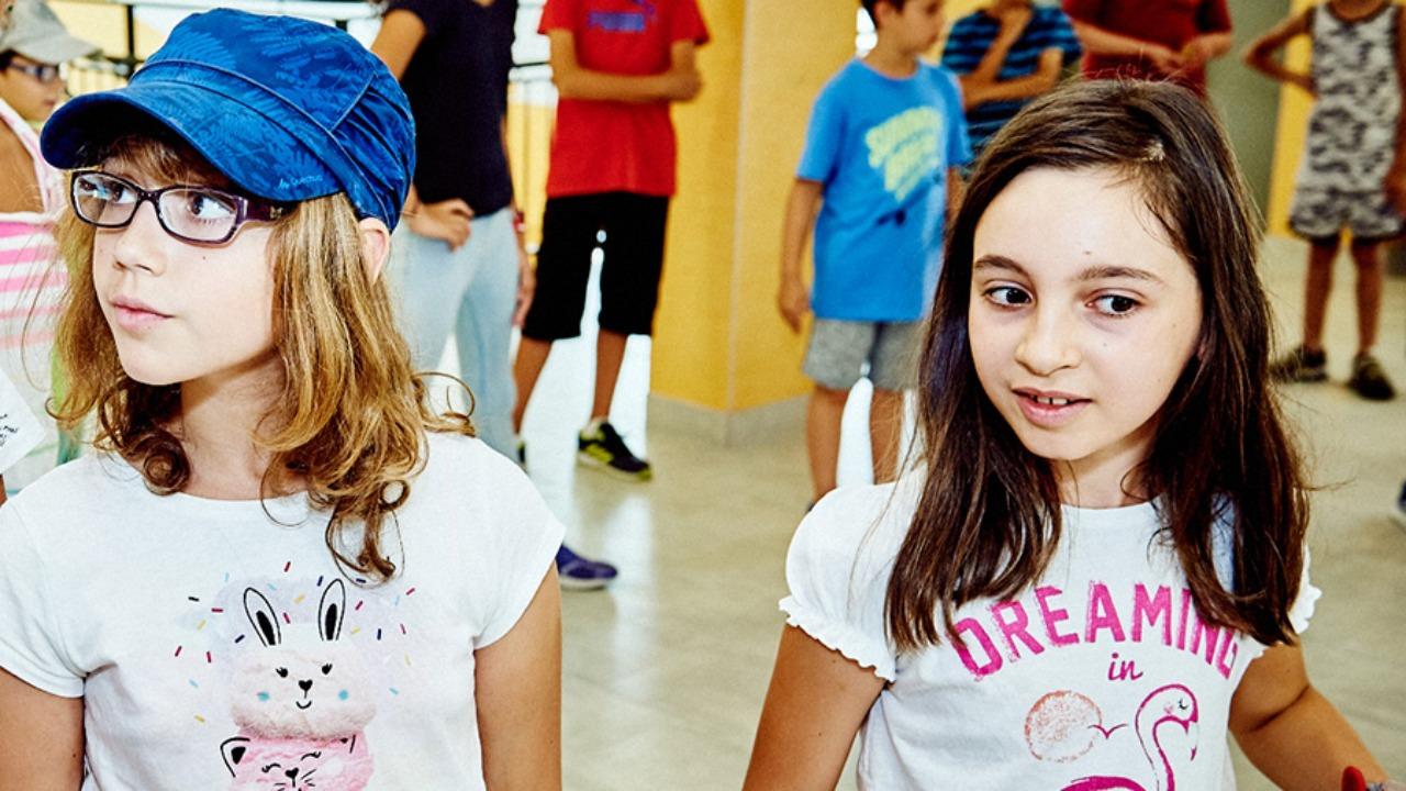 Rivas ayuda a la conciliación familiar gracias al desarrollo de un campamento urbano para el alumnado
