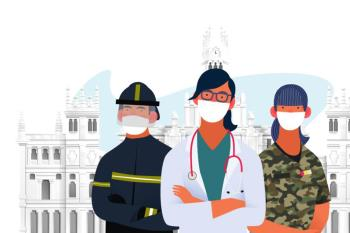 La nueva campaña con la que el Ayuntamiento agradece a los profesionales sanitarios y de seguridad su labor en la lucha contra la pandemia