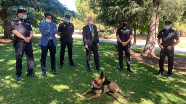 Nueva campaña policial en las zonas verdes y de ocio de Sanse