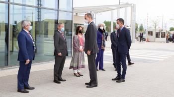 Con el nuevo campus la planta de Getafe se convierte en la tercera mayor instalación aeroespacial europea